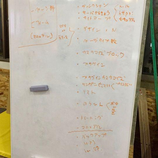 チームBによる見積もりテンプレート案